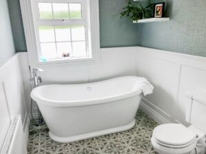 Finished Carlow Bathroom Renovation