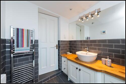 Bathroom Refurbishment Wexford Bespoke Basin Unit