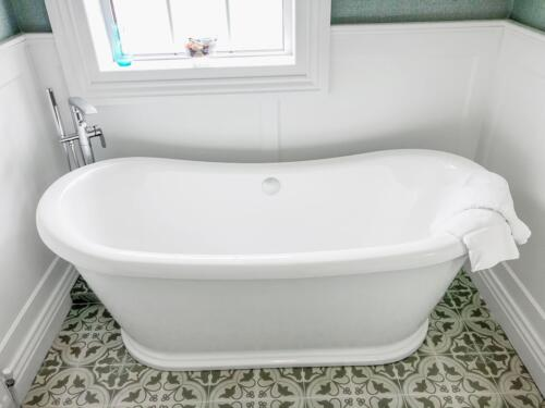 Freestanding Bath in County Carlow Bathroom renovation