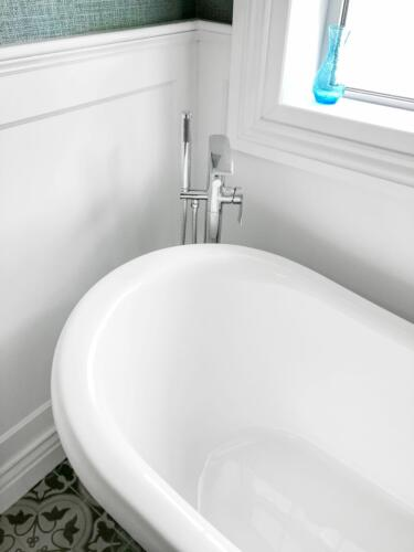 Freestanding bath taps Carlow
